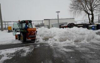 Winterdienst Garten Kalisch Güstrow
