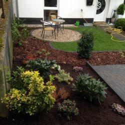 Vorgarten Umgestaltung Gartengestaltung Kalisch