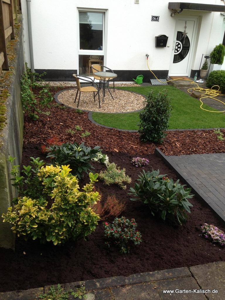Umgestaltung vorgarten gartengestaltung ulf kalisch for Vorgarten inspirationen